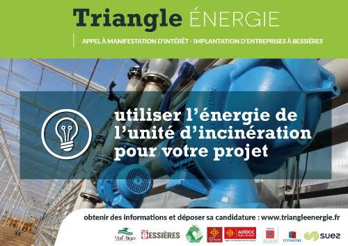 Image triangle énergie