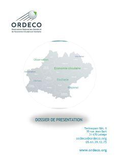 image Dossier de presentation ORDECO